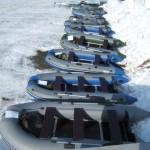 Veles boats